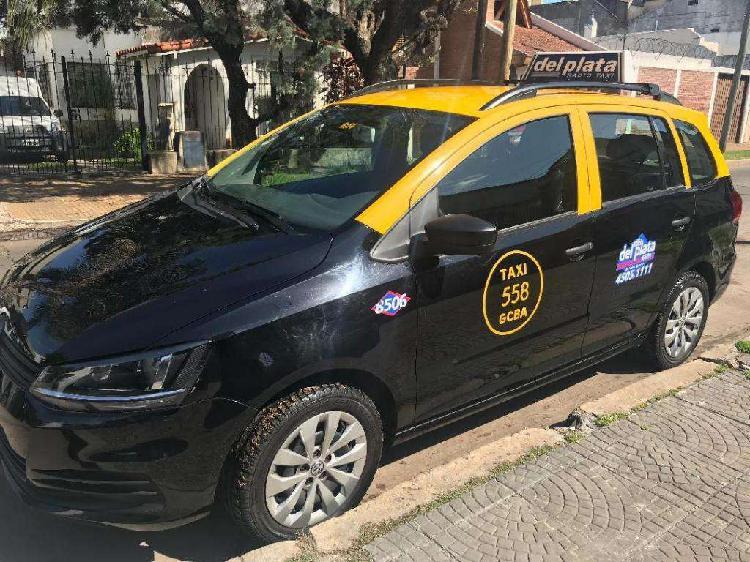 Chofer para taxi CABA Suran 2019 radio del Plata