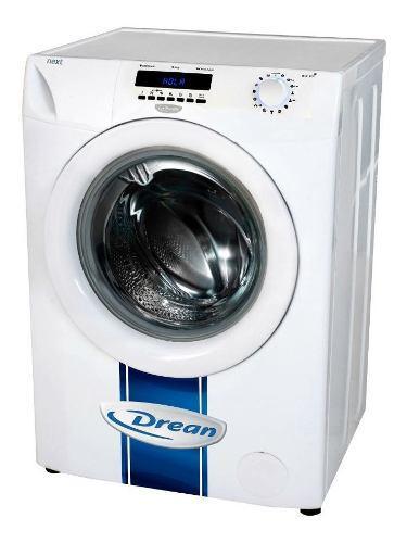 Lavarropas Carga Frontal 8kg 1200 Rpm Drean Next 8.12 Eco