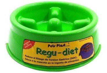 Comedero Regu Diet Para Perros O Gatos Regula El Engullido