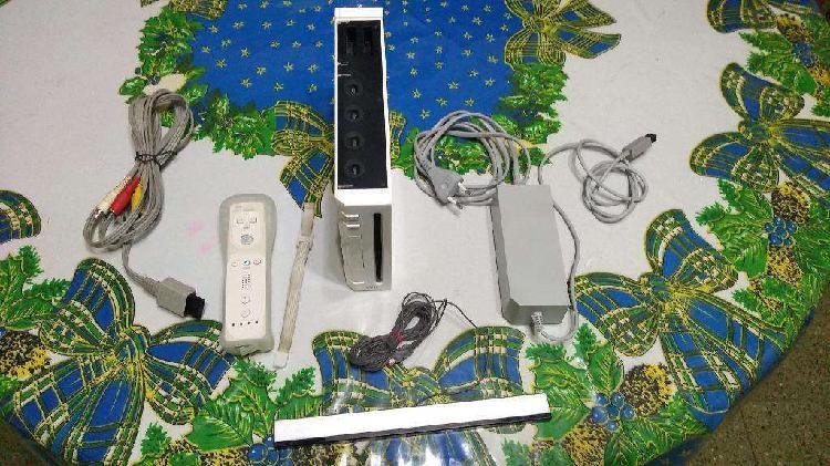 Nintendo Wii Flasheada sin Caja Leer