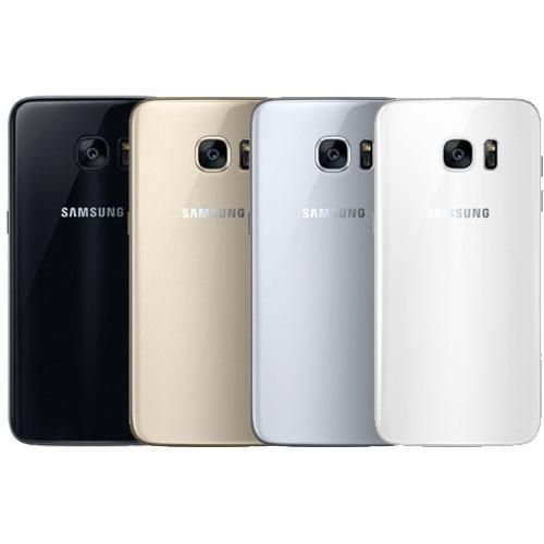 Tapa Trasera Original Samsung S7 Edge Silver Negro Gold Blan