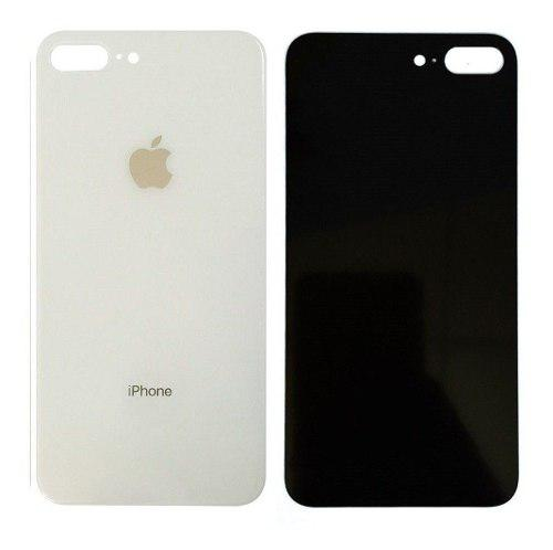 Tapa Trasera Repuesto iPhone 8 Plus Vidrio Pegamento Recolet