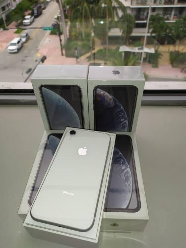 Vendo iPhone Xr 128gb, Nuevos Y Sellados En Color Blanco