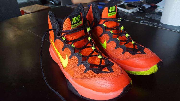 Zapatillas De Basquet Nike Zoom Talle 42