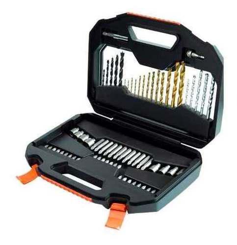 Set Accesorios De Mechas 70 Piezas Black Decker A7184-xj