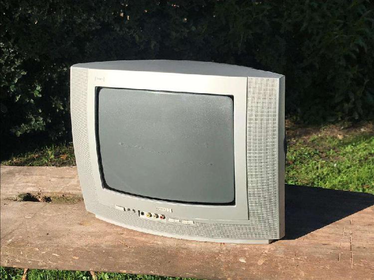 TV Philips 14 pulgadas con control