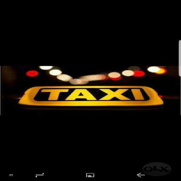 Busco Chofer Taxi a Cargo