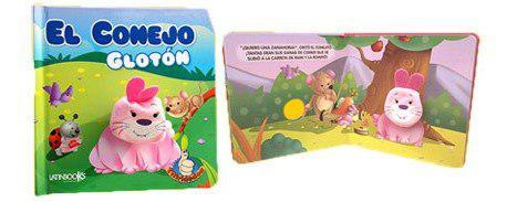 El Conejo Gloton Col Titiridedos 3571 Cypres Latinbook