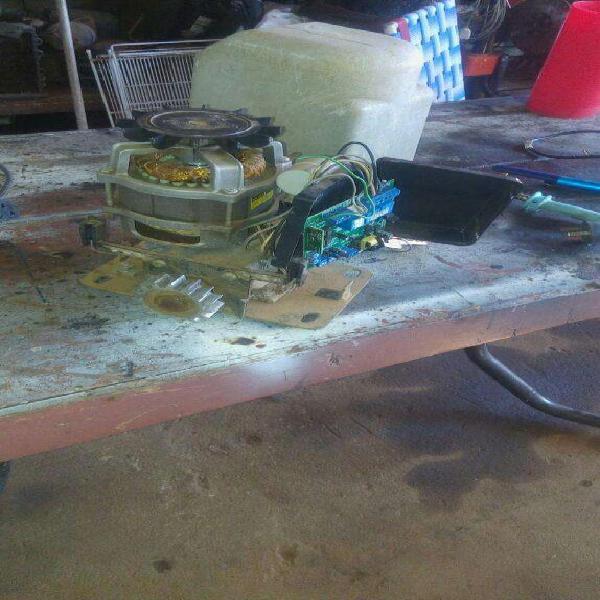 Instalacion Y Reparacion de Motores