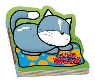 El Gato Minoni Animales Que Quiero 2552 Cypres Latinbook