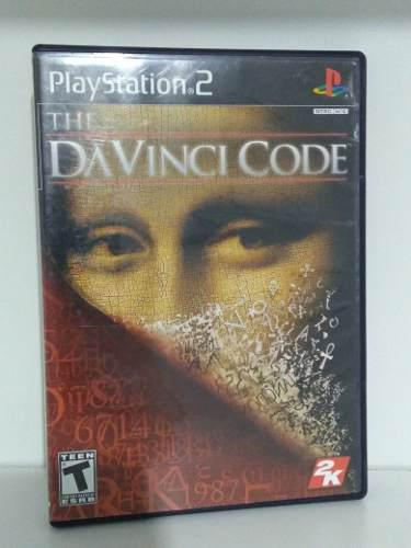 Juego Ps2 El Código Da Vinci