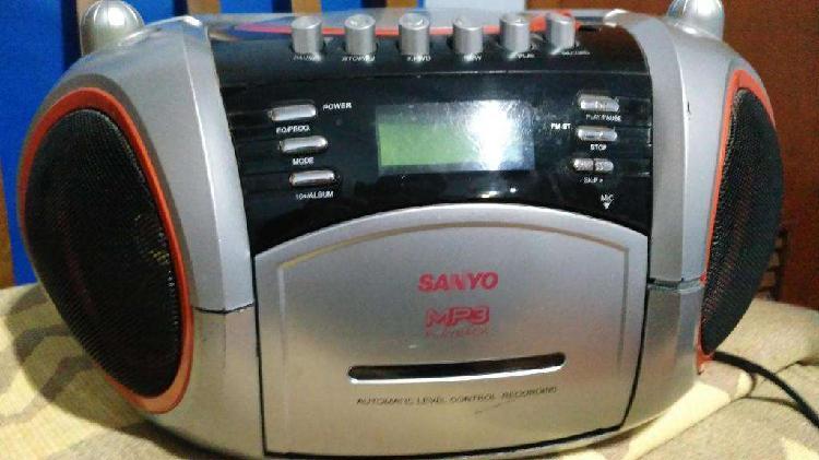 Reproductor de Música Sanyo Cdmp3