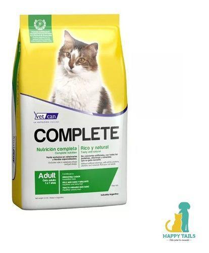Vital Can Complete Gato Adulto X 15 Kg + Envio Gratis Zn
