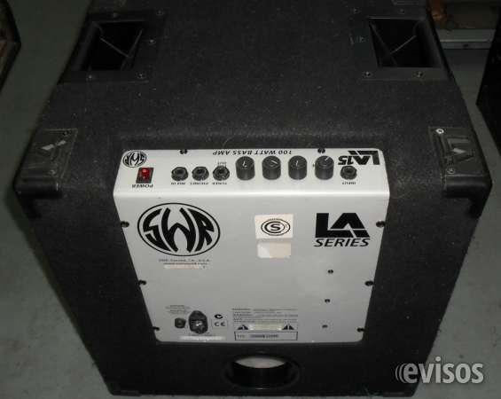 Amplificador de bajo swr la15 en Ramos Mejía