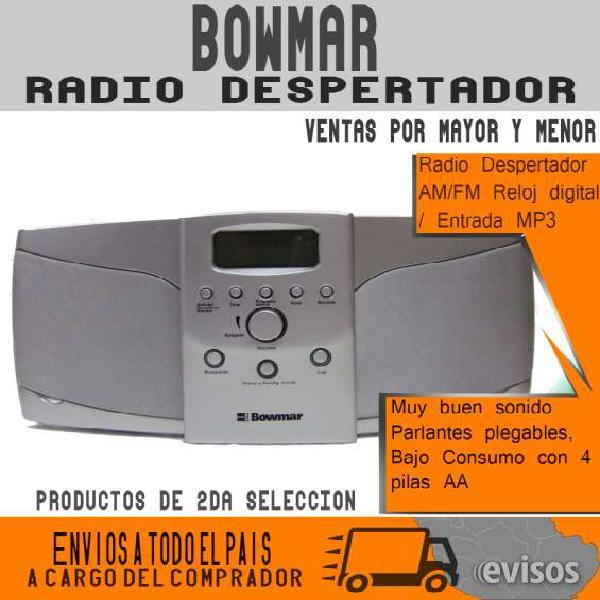 Radio despertador 150 c/u radio despertador am/fm en Florida
