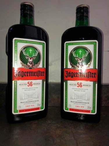 Botellon Jägermeister 1.75 Lt
