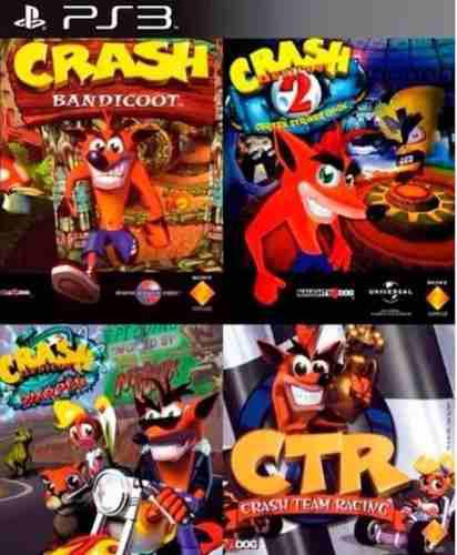 Crash X4 Ps3 Digital | Juego Original | Oferta Limitada |