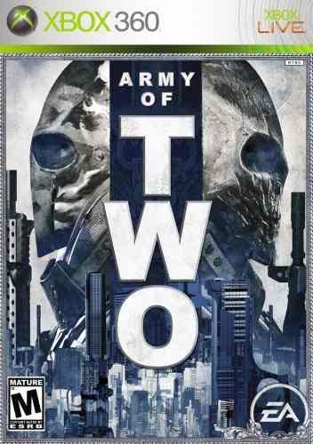 Juego Army Of Two Xbox 360 Original Ntsc Pre Owned