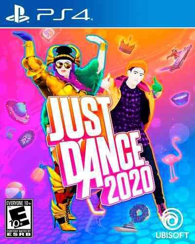 Juego Just Dance 2020 Ps4 Físico Original Local A La Calle