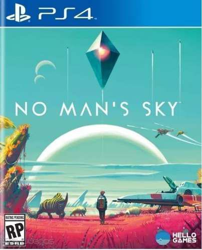 No Man's Sky Juego Físico Playstation 4 Ps4 Sellado