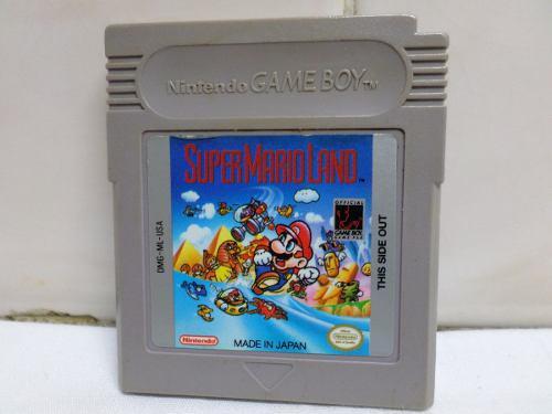Super Mario Land Juego Game Boy Cartucho
