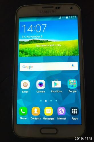 Celular Samsung Galaxy S5 (sm900f) Bateria 15 Días Standby
