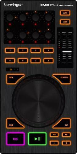 Consola Controlador Dj Midi Usb Behringer Cmd Pl-1