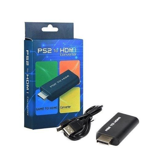 Adaptador Conversor Ps2 Playstation 2 A Hdmi C/audio