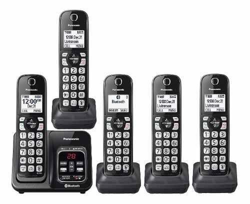 Central Inalambrica De 5 Internos Con Bluetooth 565 Local