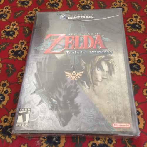 The Legend Of Zelda - Twilight Princess - Nintendo Gamecube