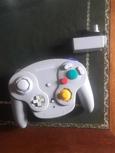 Wavebird Original Nintendo - Control Para Gamecube