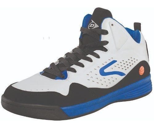 Zapatillas Dunlop Basquet Bota Carter - Local A La Calle
