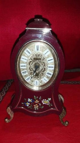 Antiguo Reloj Blessing Europa De Mesa Musical Ver Video