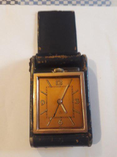 Antiguo Reloj Jaeger-lecoultre 8dias Reparar O Repuesto