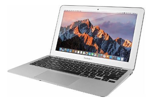 Apple Macbook Air, Intel I5 8gb Ram 128gb Ssd Liquido Ya!!!