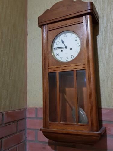 Lote 4 Relojes De Péndulo Antiguos