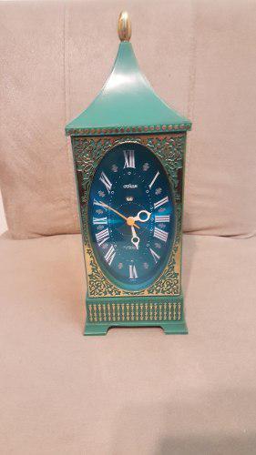 Reloj Despertador A Cuerda Retro Antiguo
