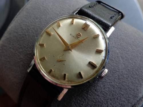 Reloj Suizo Election Mecanico Antiguo Art Deco