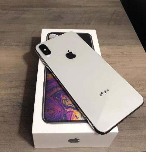 iPhone Xs Max 64 Gb - Silver Como Nuevo! Impecable Estado!