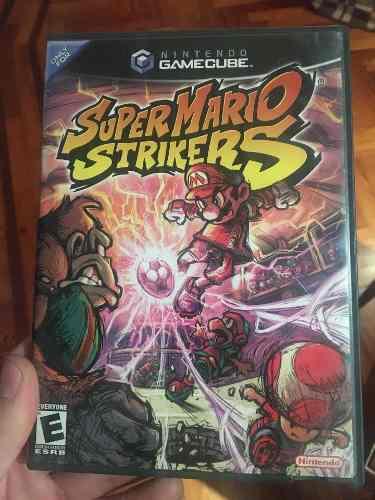 Super Mario Strikers - Juego Gamecube