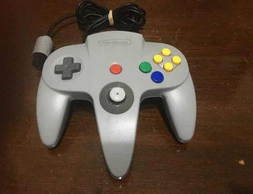 Joystick Control Nintendo 64 Original