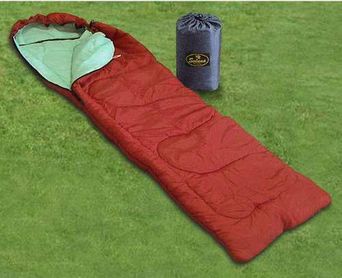 Bolsa De Dormir Con Capucha