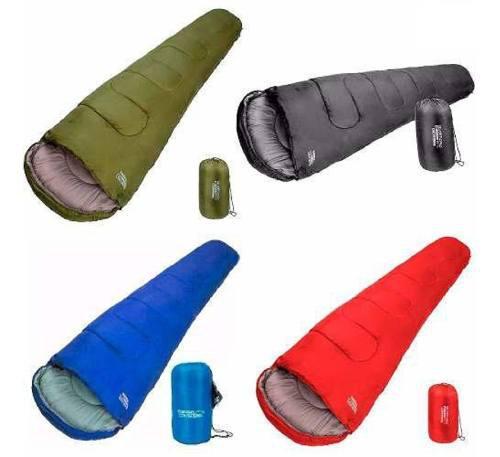 Bolsa De Dormir Waterdog Gravity 250 Camping Termica Capucha