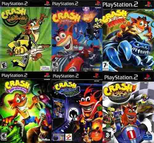Crash - Juegos Playstation 2 - Zona Sur