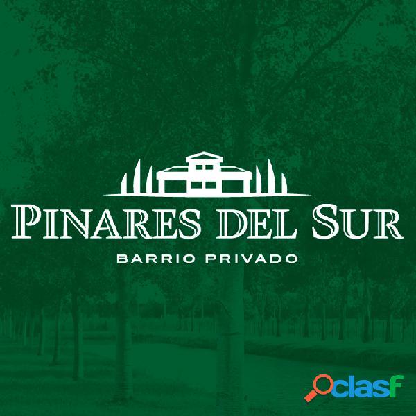 """VENTA DE LOTES EN PIÑERO – BARRIO CERRADO """"PINARES DEL"""