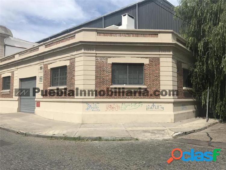 Oficina en venta o alquiler - Parque Patricios, Distrito