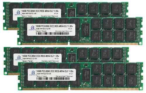 Adamanta 64gb (4x16gb) Server Memory Upgrade For Servers Ddr