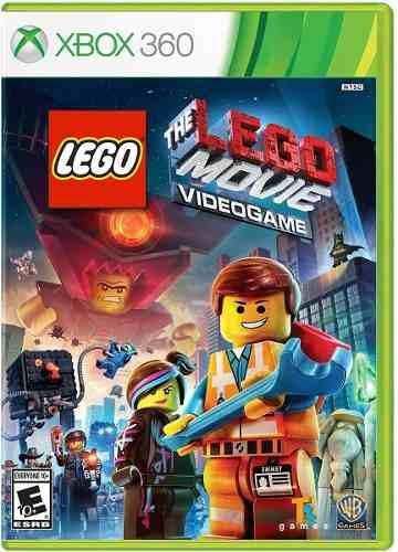 The Lego Movie Videogame Juego Original Fisico Xbox 360