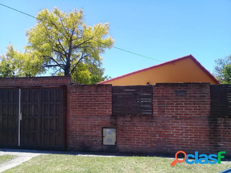 Venta de Casa de 2 amb. Parque -Z/ Carasa y Cerrito-Mar del