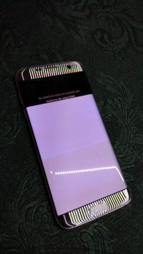 Celular Samsung S7 Edge Silver No Funciona Repuesto